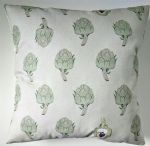"Cushion Cover in Sophie Allport Artichoke 14"" 16"" 18"" 20"""